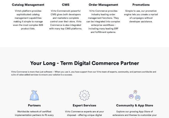 VirtoCommerce 5